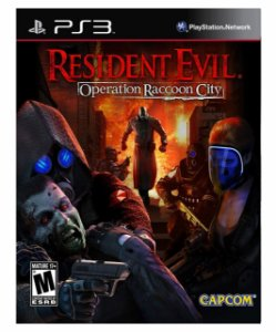 Resident Evil Operation Raccoon City Ps3 Psn Mídia Digital