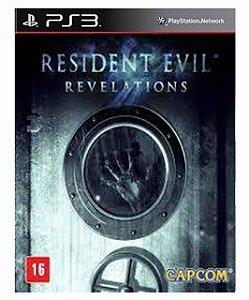 Resident Evil Revelations  Ps3 Psn Mídia Digital