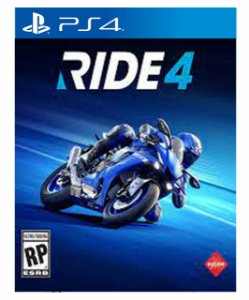 ride 4- ps4 psn midia digital