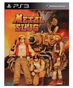 Metal Slug X (PSOne Classic) Ps3 Psn Mídia Digital
