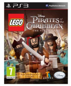 LEGO Pirates of the Caribbean The Video Game  Ps3 Psn Mídia Digital