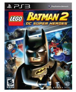 LEGO Batman 2: DC Super Heroes  Ps3 Psn Mídia Digital