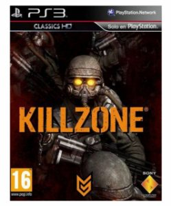 KILLZONE HD  Ps3 Psn Mídia Digital