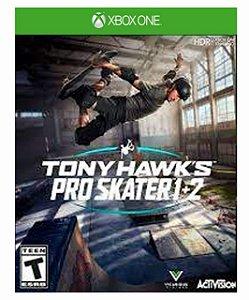 Tony Hawks Pro Skater 1 + 2  Xbox One Mídia Digital