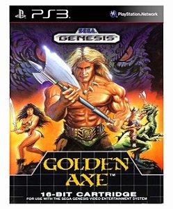 golden axe-ps3 psn midia digital