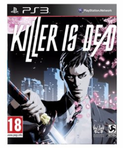 KILLER IS DEAD Ps3 Psn Mídia Digital