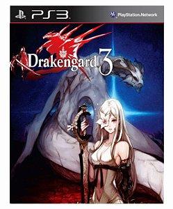Drakengard 3 PS3 Psn Mídia Digital