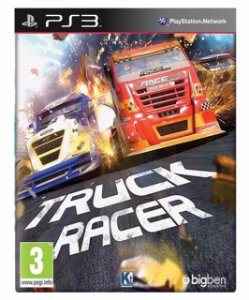 Truck Racer Ps3 Psn Mídia Digital