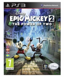 Disney Epic Mickey 2 The Power of Two Ps3 Psn Mídia Digital