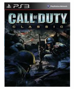 Call of Duty Classic  Ps3 Psn Mídia Digital