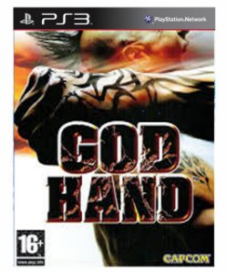 God Hand (PS2 Classic)  Ps3 Psn Mídia Digital