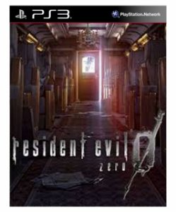 Resident Evil 0  Ps3 Psn Mídia Digital