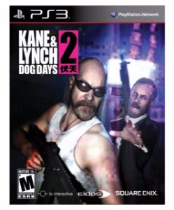 Kane and Lynch 2 Dog Days  Ps3 Psn Mídia Digital