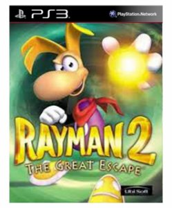 Rayman 2 The Great Escape (PSOne Classic)  Ps3 Psn Mídia Digital