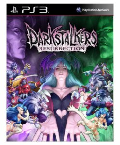 Darkstalkers Resurrection  Ps3 Psn Mídia Digital