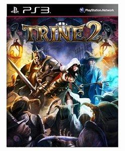 Trine 2  Ps3 Psn Mídia Digital