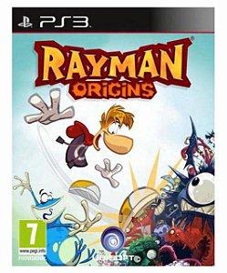 Rayman Origins  Ps3 Psn Mídia Digital