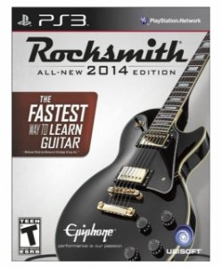 Rocksmith 2014 Edition  Ps3 Psn Mídia Digital