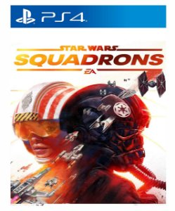 STAR WARS Squadrons  Ps4 Psn Mídia Digital