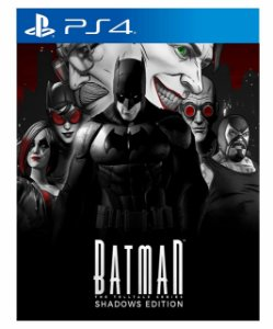 Telltale Batman Shadows Edition Ps4 Psn Mídia Digital
