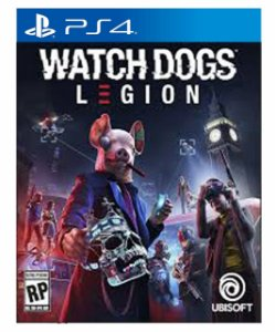 Watch Dogs Legion Ps4 Psn Mídia Digital