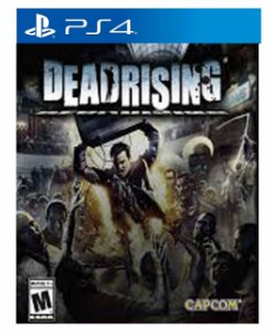 Dead Rising  Ps4 Psn Mídia Digital