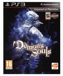Demons Souls  Ps3 Psn Mídia Digital
