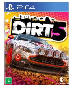 DIRT 5  Ps4 PSN Mídia Digital  Pré Venda