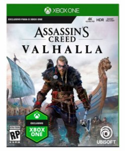 Assassins Creed Valhalla Xbox One Mídia Digital