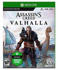 Assassins Creed Valhalla Xbox One Mídia Digital
