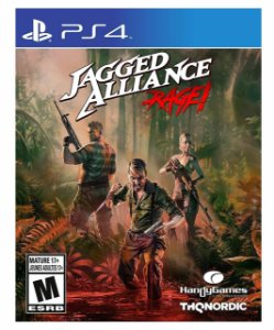 Jagged Alliance Rage Ps4 Psn Mídia Digital