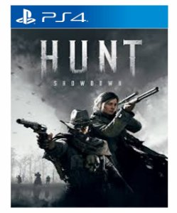 Hunt Showdown Ps4 Psn Mídia Digital