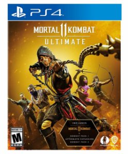Mortal Kombat 11 Ultimate Ps4 psn midia digital