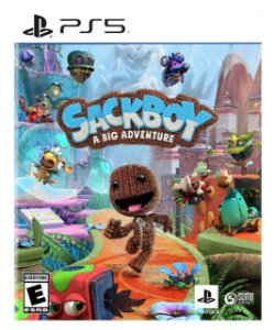 Sackboy A Grande Aventura PS5 Psn Mídia Digital
