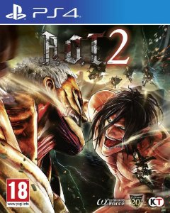Attack on titan 2 ps4 psn midia digital