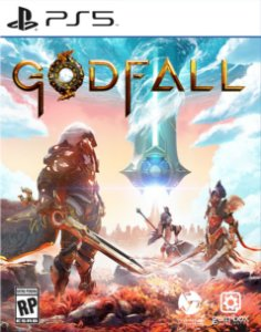 Godfall Standard Edition- ps4 psn midia digital