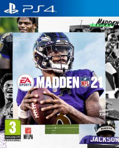 Madden NFL 21 PS4 e PS5 PSN midia digital