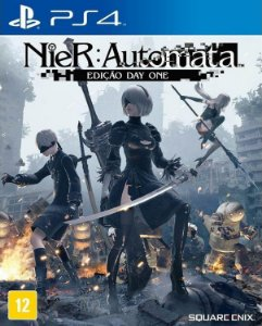 Nier Automata ps4 midia digital PSN