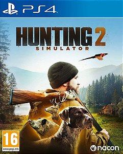 Hunting simulator 2- ps4 PSN midia digital