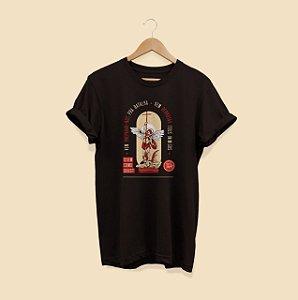 Camiseta Baby Look São Miguel Arcanjo
