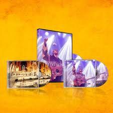 Combo CD Eu Vou Crer em Ti + CD Acoustic + DVD Acoustic Som do Monte