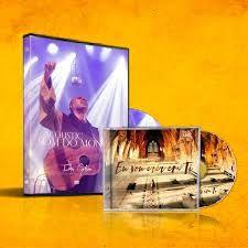 Combo CD Eu Vou Crer em Ti + DVD Acoustic Som do Monte