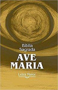 Bíblia Sagrada Ave Maria - Letra Maior - Brochura