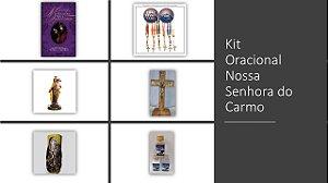 Kit Oracional Nossa Senhora do Carmo