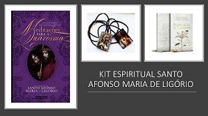 kit Espiritual Santo Afonso Maria de Ligório