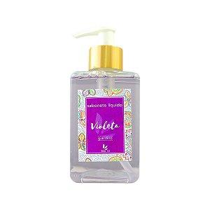 Sabonete Líquido Giardino Violeta 300ml