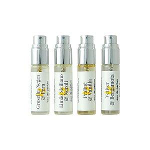 4 Decants Eaux de Parfums 15ml
