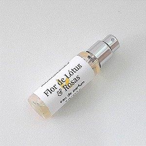 Mini Perfume Flor de Lótus & Rosas EDP 15ml