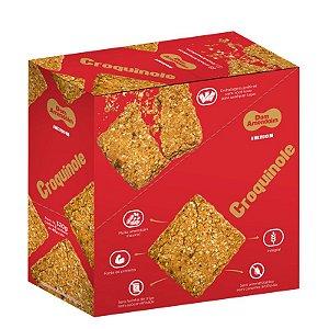 Croquinole de Amendoim - Caixa 320g (8 pacotes de 40g)