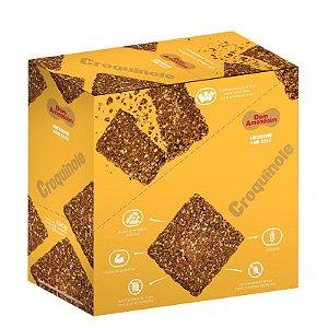 Croquinole de Amendoim com Café - Caixa 320g (8 pacotes de 40g)